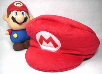 マリオの帽子