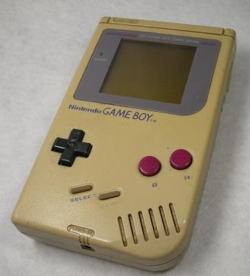 DMG-001 ゲームボーイ