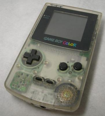 CGB-001 ゲームボーイカラー